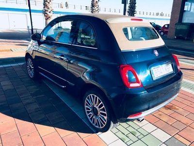 usado Fiat 500C 1.2 Lounge Azul Dipinto di Blu metal