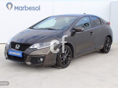 gebraucht Honda Civic 1.6 i-DTEC Sport Navi Pack
