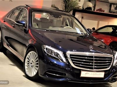 usado Mercedes S500 Clase S4MATIC