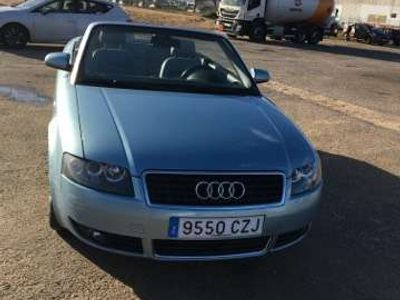usado Audi A4 Cabriolet Cabriolet 1.8T
