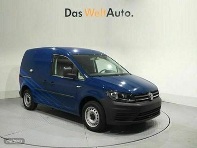usado VW Caddy Furgón 2.0TDI Business 75kW
