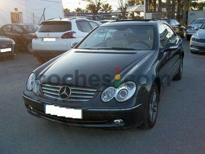 usado Mercedes CLK320 Clase Clk218 cv en Badajoz