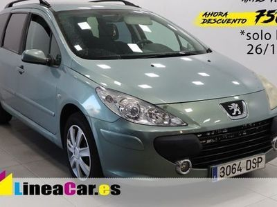 usado Peugeot 307 Break 1.6HDI XS 110
