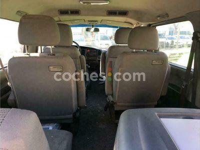usado Hyundai H-1 2.5tci Top 7 100 cv en Barcelona