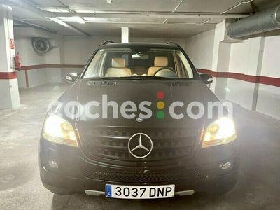usado Mercedes ML350 Clase MAut. 272 cv en Valencia