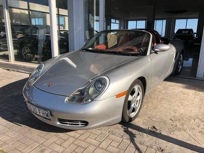 usado Porsche Boxster 2.7 Tiptronic Muy buen estado