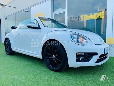 usado VW Beetle Cabrio 1.4 TSI Design DSG 110kW