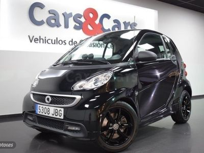 usado Smart ForTwo Coupé 52 mhd Funatic Edition N17 Aut.