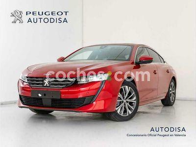 usado Peugeot 508 Hybrid 225 Allure Pack E-eat8 224 cv en Valencia