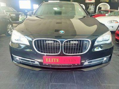 usado BMW 750L 750 i BLINDADO