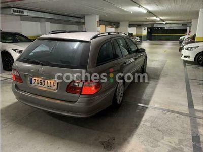 usado Mercedes E280 Clase EAvantgarde Aut. 231 cv en Barcelona