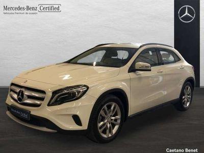 usado Mercedes GLA200 CDIUrban