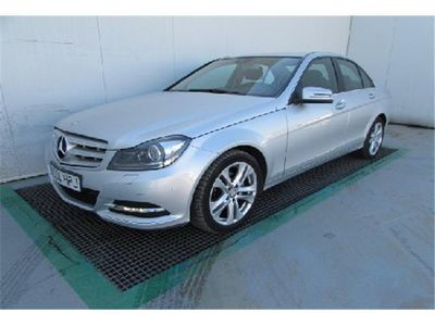 usado Mercedes C220 CDI BE AVANTGARDE AUT