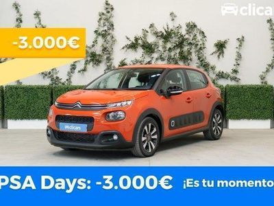 used Citroën C3 BlueHDi 55KW (75CV) S&S FEEL