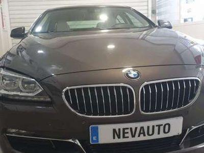 usado BMW 640 Serie 6 dA Gran Coupé