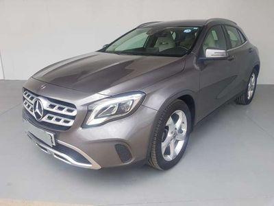usado Mercedes GLA220 CDI / d 4Matic (156.905)