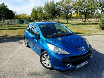 usado Peugeot 207 1.6 Vti 16v Sport 120 cv en Sevilla