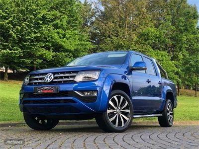 begagnad VW Amarok AVENTURA NACIONAL FULL EXTRAS UNICO OPORTUNIDAD