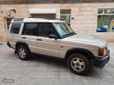 usado Land Rover Discovery 2.5 TD5 Comercial