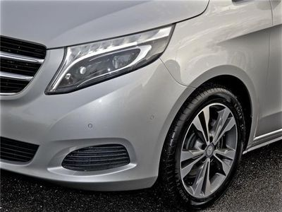 usado Mercedes V250 Clase d Largo 7G Tronic MARCO POLO