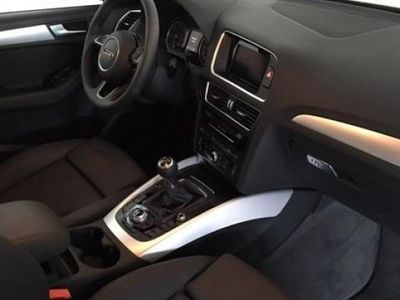 usado Audi Q5 año 2016 9200 KMs