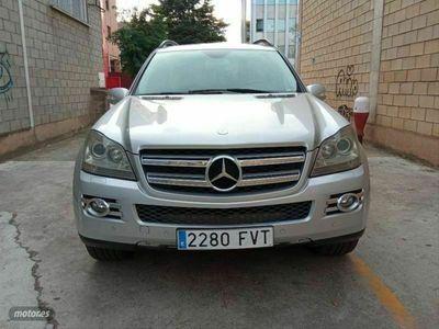 usado Mercedes GL320 Clase GLCDI