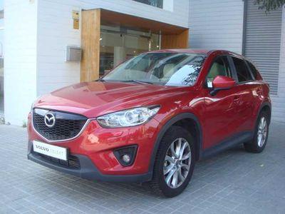 brugt Mazda CX-5 Diesel 2.2DE Luxury P.Safety+TS+Nav.4WD 175Aut. Lu