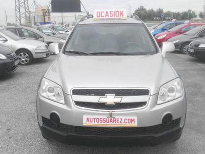 brugt Chevrolet Captiva 2.0VCDi LS7