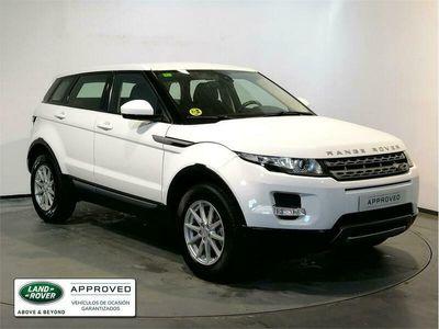 usado Land Rover Range Rover evoque 2.2L eD4 150CV 4x2 Prestige