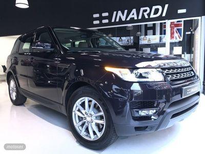 usado Land Rover Range Rover Sport 3.0 TDV6 Automático SE 4x4 258 cv Cuero, GPS Susp Neumática, Parktronic!! Impecable!!