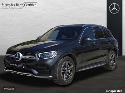 usado Mercedes 200 Clase GLC GLC4MATIC