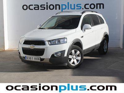 brugt Chevrolet Captiva 2.2 VCDI 16V LT 7 Plazas FWD 120kW (163CV)