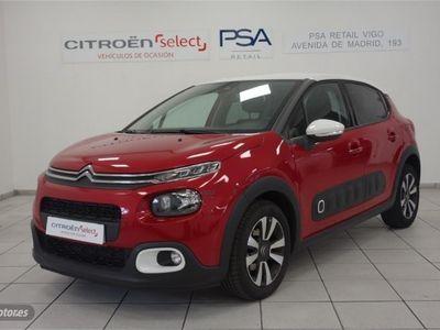 brugt Citroën C3 BlueHDi 73KW 100CV SS SHINE