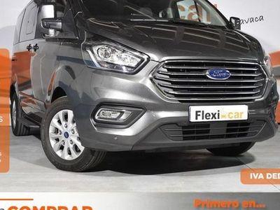 usado Ford Custom Tourneo2.0 EcoBlue 96kW (130CV) L1 Titanium Aut