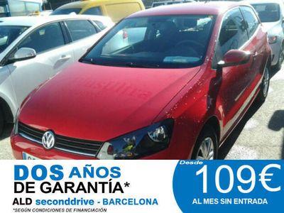brugt VW Polo Edition 1.0 60cv BMT * 109€/MES SIN ENTRADA *