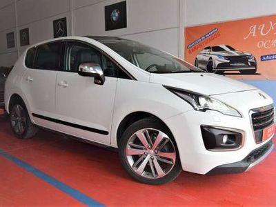 usado Peugeot 3008 2.0HDI FAP Allure Aut. 160