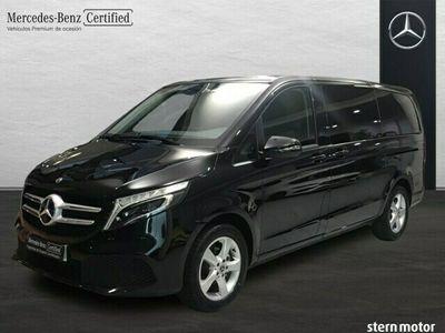 usado Mercedes V220 d Avantgarde Largo 120 kW (163 CV)