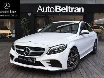 usado Mercedes C200 d AMG Line 9G-Tronic - FACELIFT 2019
