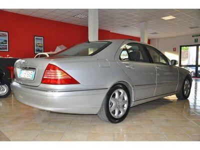 gebraucht Mercedes S500 4M