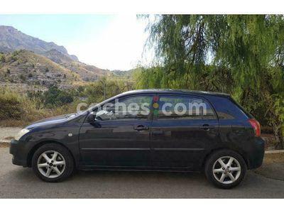 usado Toyota Corolla 2.0d-4d Sol 116 cv en Alicante