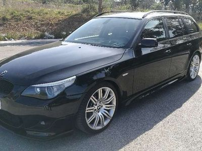 usado BMW 535 Serie 5 E61 Touring Diesel pack M