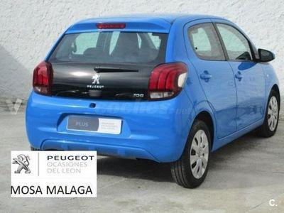 usado Peugeot 108 1.2 Puretech 82 5p. -16