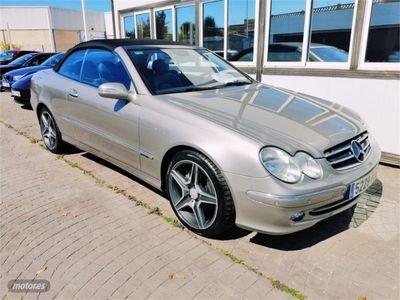 brugt Mercedes CLK200 Clase CLKK AVANTGARDE