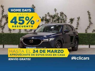 usado Mazda CX-5 2.2 DE 129kW Zenith 4WD Auto
