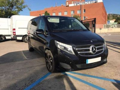 usado Mercedes V220 CDI Largo Avantgarde 7G Tronic