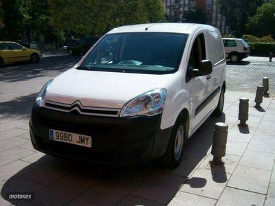 usado Citroën Berlingo Furgón 1.6HDi 75