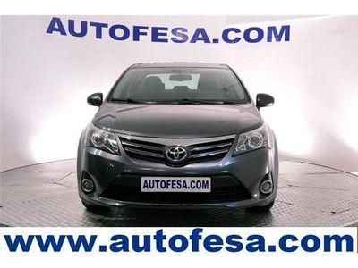 usado Toyota Avensis 2.0D 124cv Advance 4p #IVA DEDUCIBLE,CAMARA