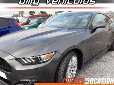 usado Ford Mustang Fastback 2.3 EcoBoost Aut. 314Cv/Financ: 33500€