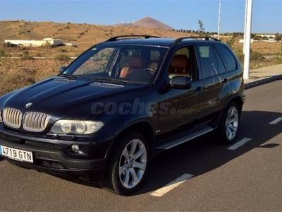 usado BMW X5 4.8is 5p. -05