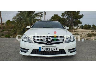 usado Mercedes 170 Clase C C 220cdi Be Eco Edition 7g Pluscv en Alicante